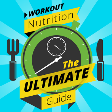 nutrition guide infographic